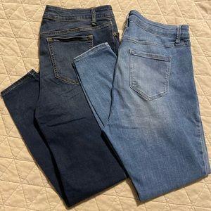 NWOT Old Navy Rockstar Skinny Jeans
